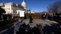 News video: US gun control advocates call for tighter laws